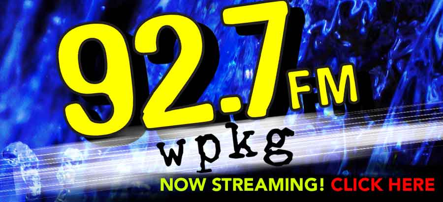 9.27FM WPKG Streaming Now