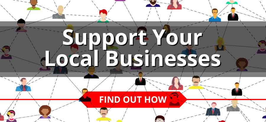 Support Your Local Businesses