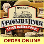 Nasonville Dairy - A Family Tradition of Quality - Order Cheese Online