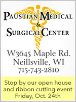 Paustian Medical Surgical Center - Stop by our open house and ribbon cutting event Friday, Oct. 24th