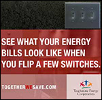 Touchstone Energy Cooperative: Together We Save